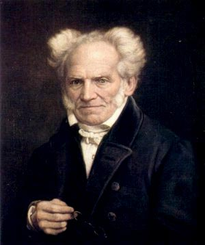 "Arthur Schopenhauer, or ""Old Grumpy Face"""